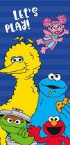 Sesame Street Let's Play Beach Towel