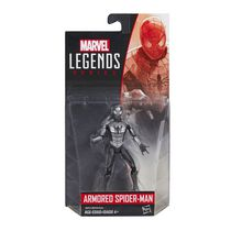 Marvel Legends Series 3.75 -inch Armored Spider-Man Figure