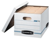 Bankers Box® 3pk Standard Strength Storage Boxes