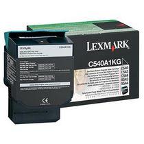 Lexmark Black Return Program Cartouche de toner
