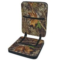 Great Outdoors Tree Stand Foam Mossy Oak Break-Up Cushion Pattern