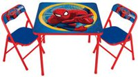 Spider-Man Activity Table and Chairs Set
