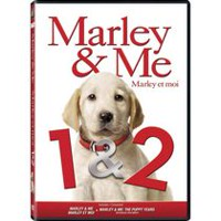 Marley & Me 1 & 2: Marley & Me (Bilingual) / Marley & Me: The Puppy Years