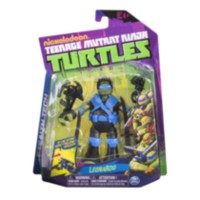 "TMNT 5"" FIG STEALTH TECH LEO™"