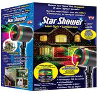Star Shower - Laser Light