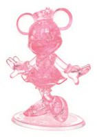 BePuzzled Licensed Minnie 3D Puzzle