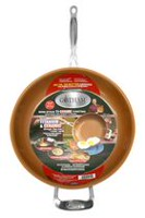 "Gotham Steel 12.5"" Non-stick Ceramic and Titanium Frying Pan"