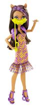 Monster High Welcome To Monster High Clawdeen Wolf Doll
