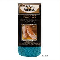 Phentex Slipper & Craft Yarn, Pewter, 85g, Medium, Olefin