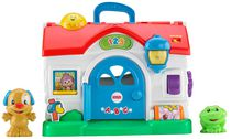 Fisher-Price Laugh & Learn Puppy's Activity Home - English Edition