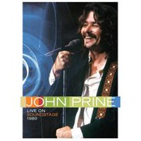 DVD musique John Prine Live On Soundstage 1980