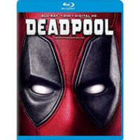 Deadpool (Blu-ray + DVD + Digital HD) (Bilingual)
