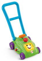 Fisher-Price Laugh & Learn Smart Stages Mower - English Edition