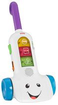 Fisher-Price Laugh & Learn Smart Stages Vacuum - English Edition
