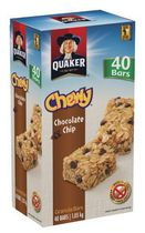 Quaker Chewy Chocolate Chip Granola Bars
