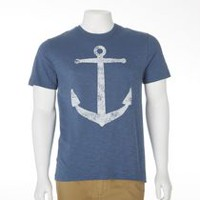 George Men's Graphic Tee L/G