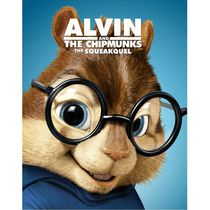 Alvin And The Chipmunks: The Squeakquel (Blu-ray + DVD + Digital Copy) (Bilingual)