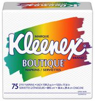 Kleenex® Boutique® Dinner Napkins