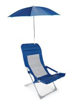 Mainstays Clip On Umbrella Blue