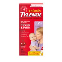Infants' TYLENOL®  Concentrated Drops 24mL, Cherry Flavour