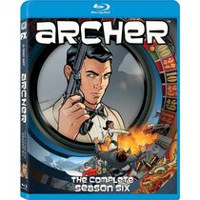 Archer: The Complete Season Six (Blu-ray)
