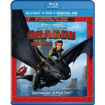 How To Train Your Dragon (Blu-ray + DVD + Digital HD) (Bilingual)