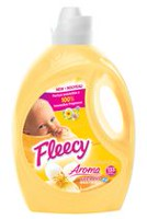 Fleecy Aroma Therapy Calm Liquid Fabric Softener