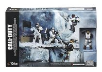 Troupes de l'Arctique Call of Duty de Mega Bloks