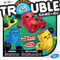 Game Trouble
