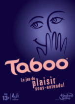 Taboo Game French version