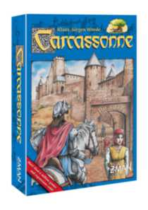 Carcassonne Board Game - English