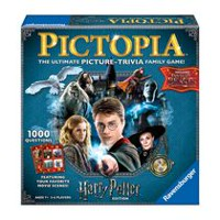 Wonderforge - Harry Potter Pictopia - The Ultimate Picture/Trivia Family Game