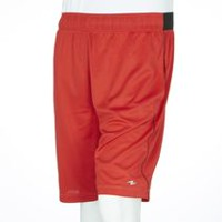 Athletic Works Men's Mesh Short Red XL