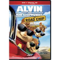 Alvin And The Chipmunks: The Road Chip (DVD + Digital HD) (Bilingual)