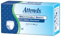 Attends Breathable Extra Absorbent Brief