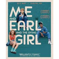 Me And Earl And The Dying Girl (Blu-ray + Digital HD)