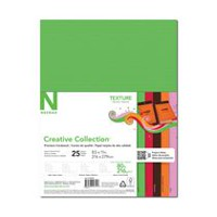 Creative Collection Texture Premium Cardstock, 25 Sheets