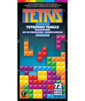 Masterpieces Tertris Tetrimino Tangle Brainteaser Puzzle Game