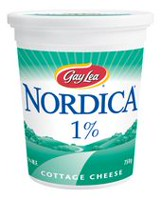 Nordica 1% M.F. Cottage Cheese
