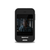 Hipstreet PHOENIX - 8GB Touch Screen Video Mp3 Player