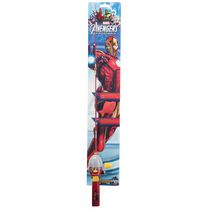 Shakespeare IronMan Marvel Avengers Assemble Kids' Spincast Fishing Kit