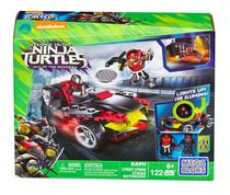 Mega Bloks Teenage Mutant Ninja Turtles - Raph Street Strike Building Set