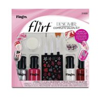 Fing'rs Flirt Design-Her Complete Salon Kit