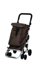 "Playmarket ""Go Up"" Shopping Trolley - Chocolate"