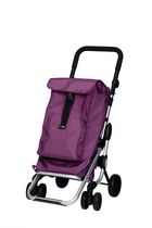 "Playmarket ""Go Up"" Shopping Trolley - Plum"