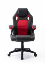 Gaming Chair, Black/Red