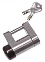 Reese Towpower®  Professional Chrome Coupler Lock