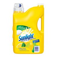 Sunlight® Lemon Fresh Dishwashing Liquid 5L
