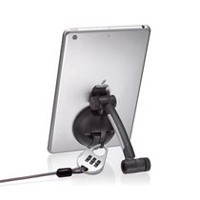 CTA Suction Stand with Theft Deterrent Lock for iPad, Tablets & Smartphones