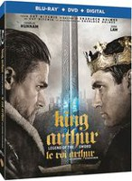 King Arthur: Legend Of The Sword (Blu-ray + DVD + Digital HD) (Bilingual)